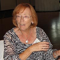 R.I.P, Therese Meister, Swiss American Club Member