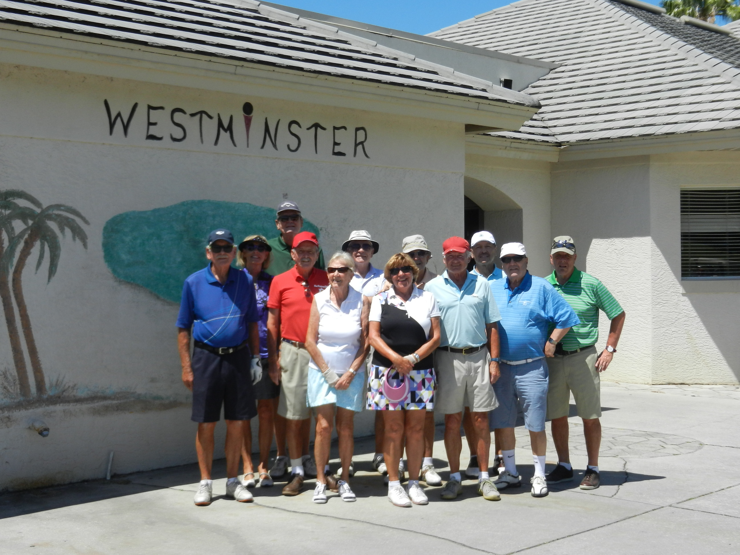 Swiss American Club May Golf Outing