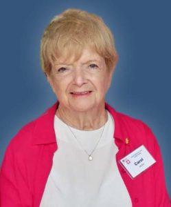 Carol Mueller, Rest in Peace 8/26/18