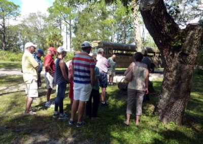 Pictures from Swiss American Club's EcoTour at Babcock Ranch in Punta Gorda Florida