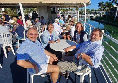 20-year Anniversary, Useppa cruise