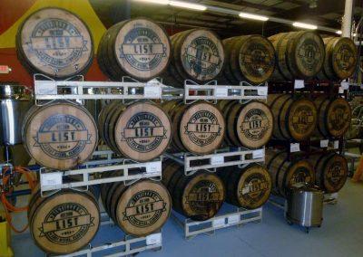 Swiss American Club, Tom's Distillery