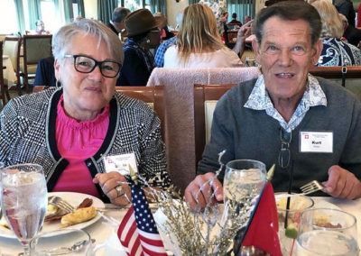 Swiss American Club 2020 Brunch