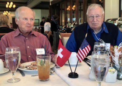 Swiss American Club 2020 Brunch