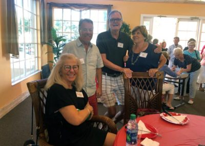 Images from Swiss American Clubs 2020 Fondue Party