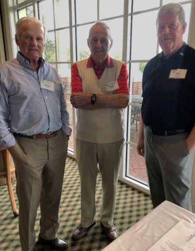 Pictures from Swiss American Club's March, 2020 Annual meeting