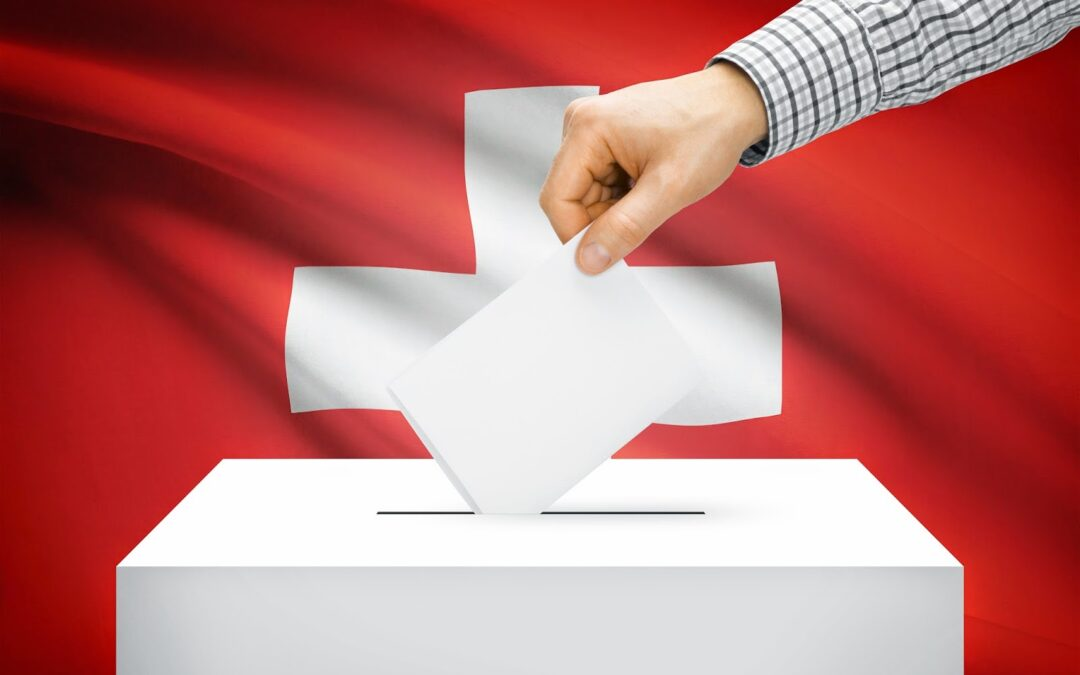Survey by Antenne USA: Voting as a Swiss living abroad?