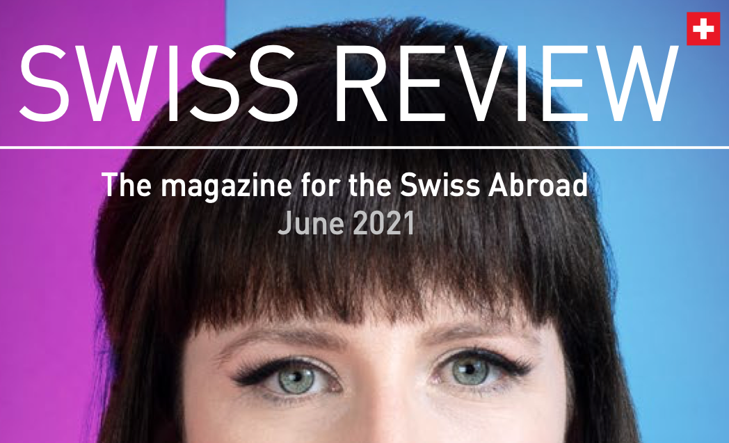 Our Club Featured in the Swiss Review