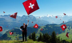 Swiss National Holiday on August 1st 2021