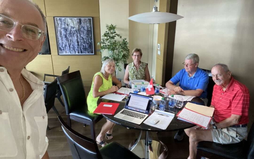 Board Meets for second time in 2021