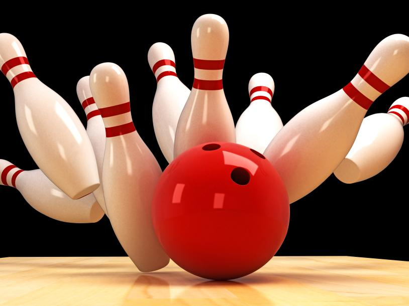 Bowling just for fun